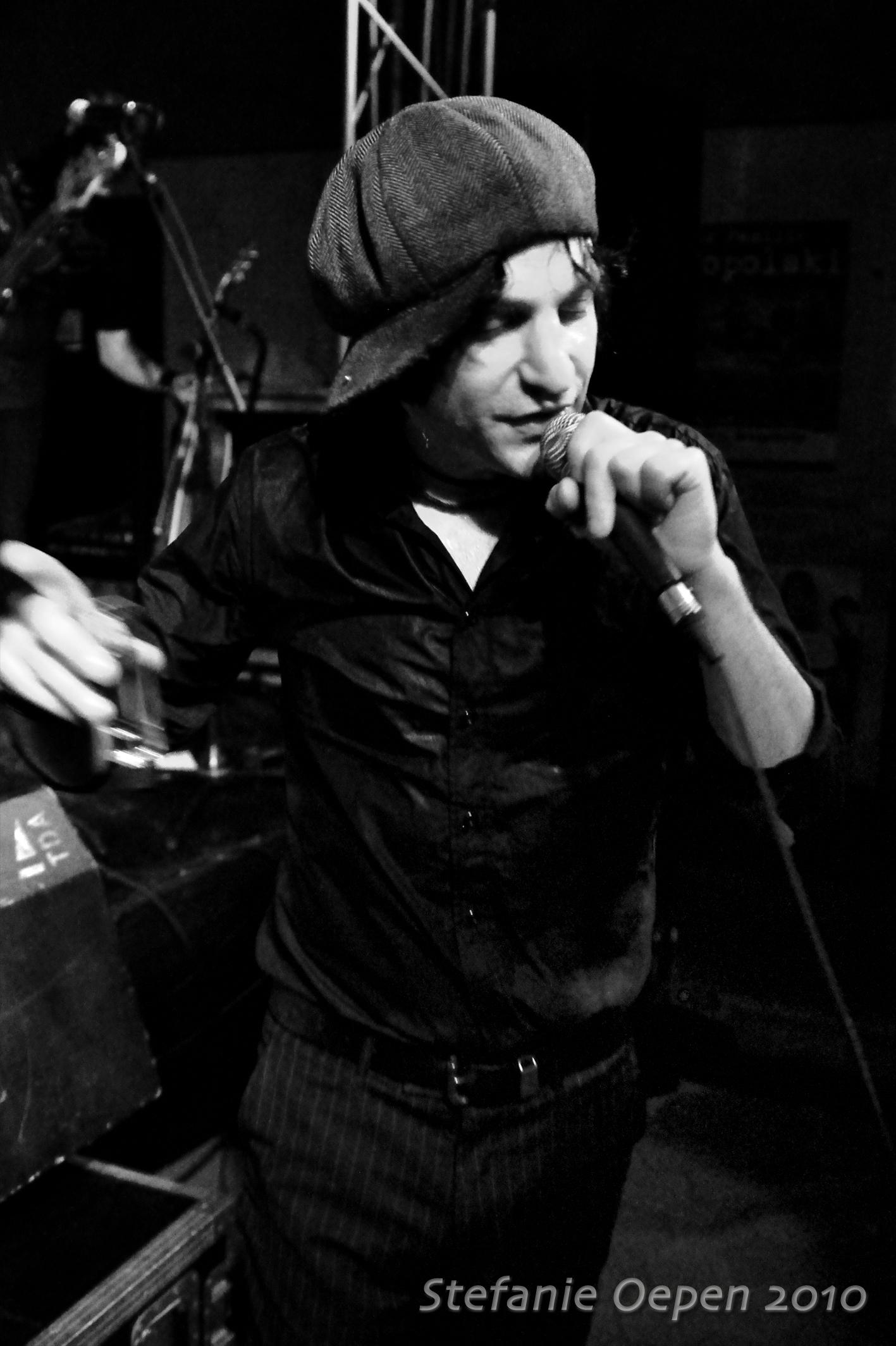 Jesse Malin; Essen 2010