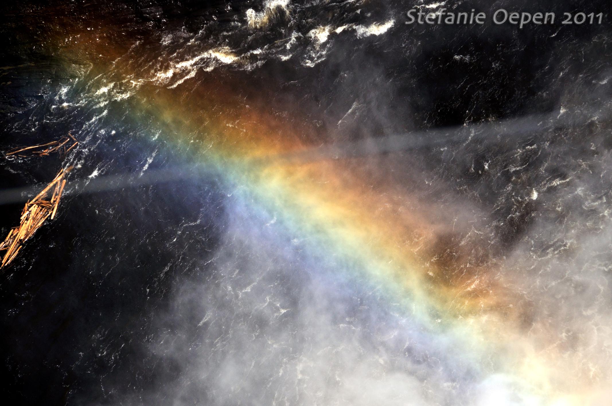 Rainbow; August 2011