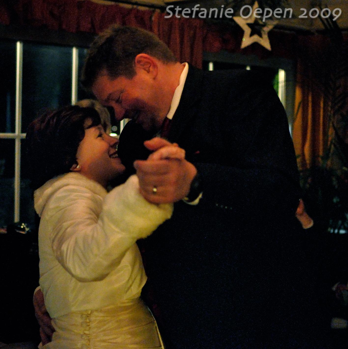 The dance; December 2009