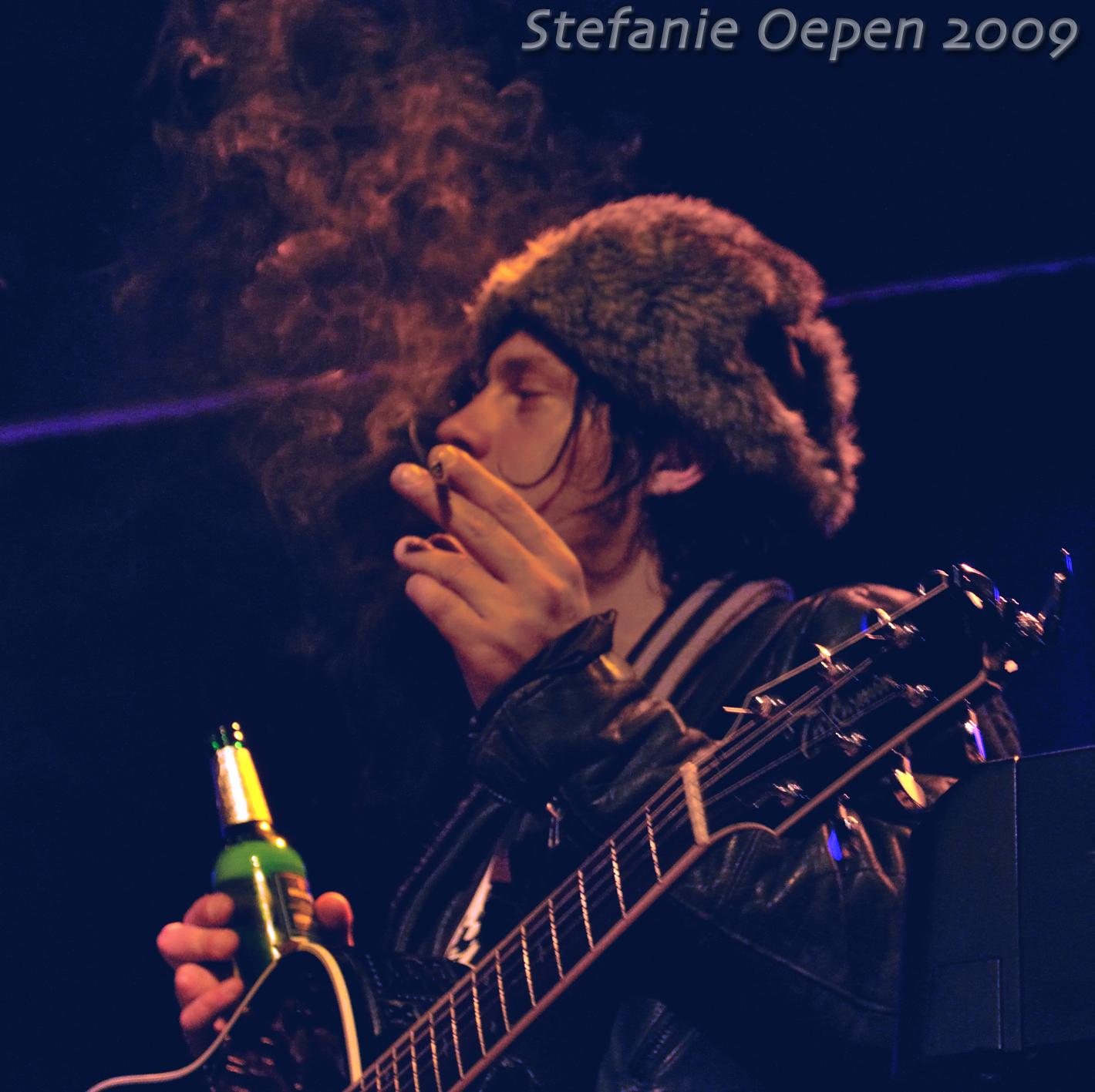 David Bielanko (Marah); Light of Day Germany 2009