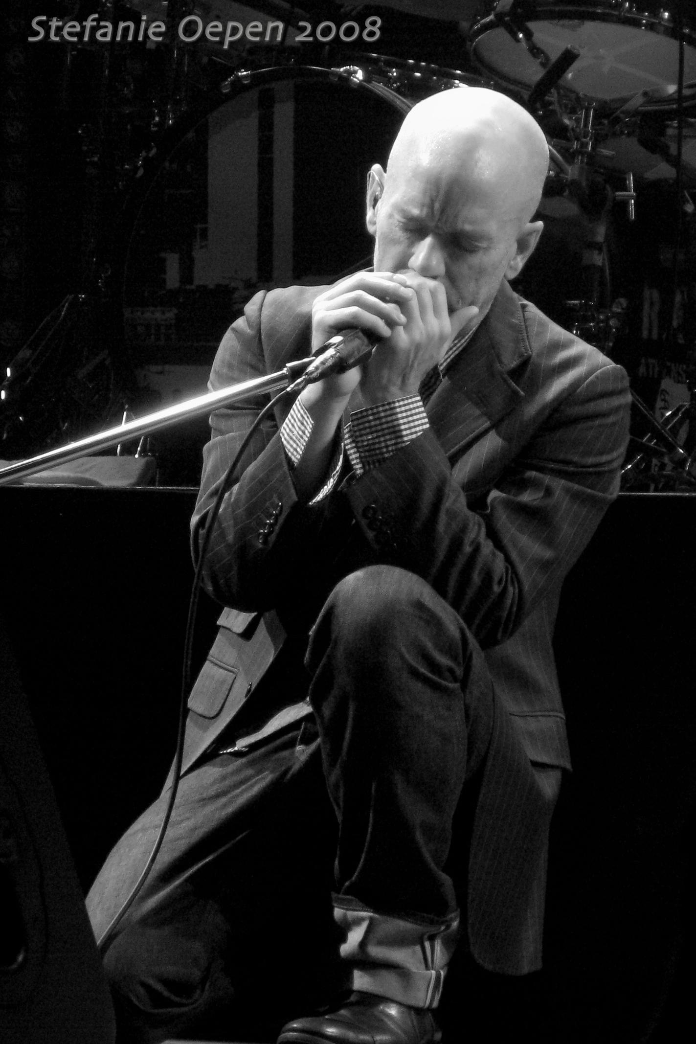 Michael Stipe (R.E.M.), Oberhausen 2008