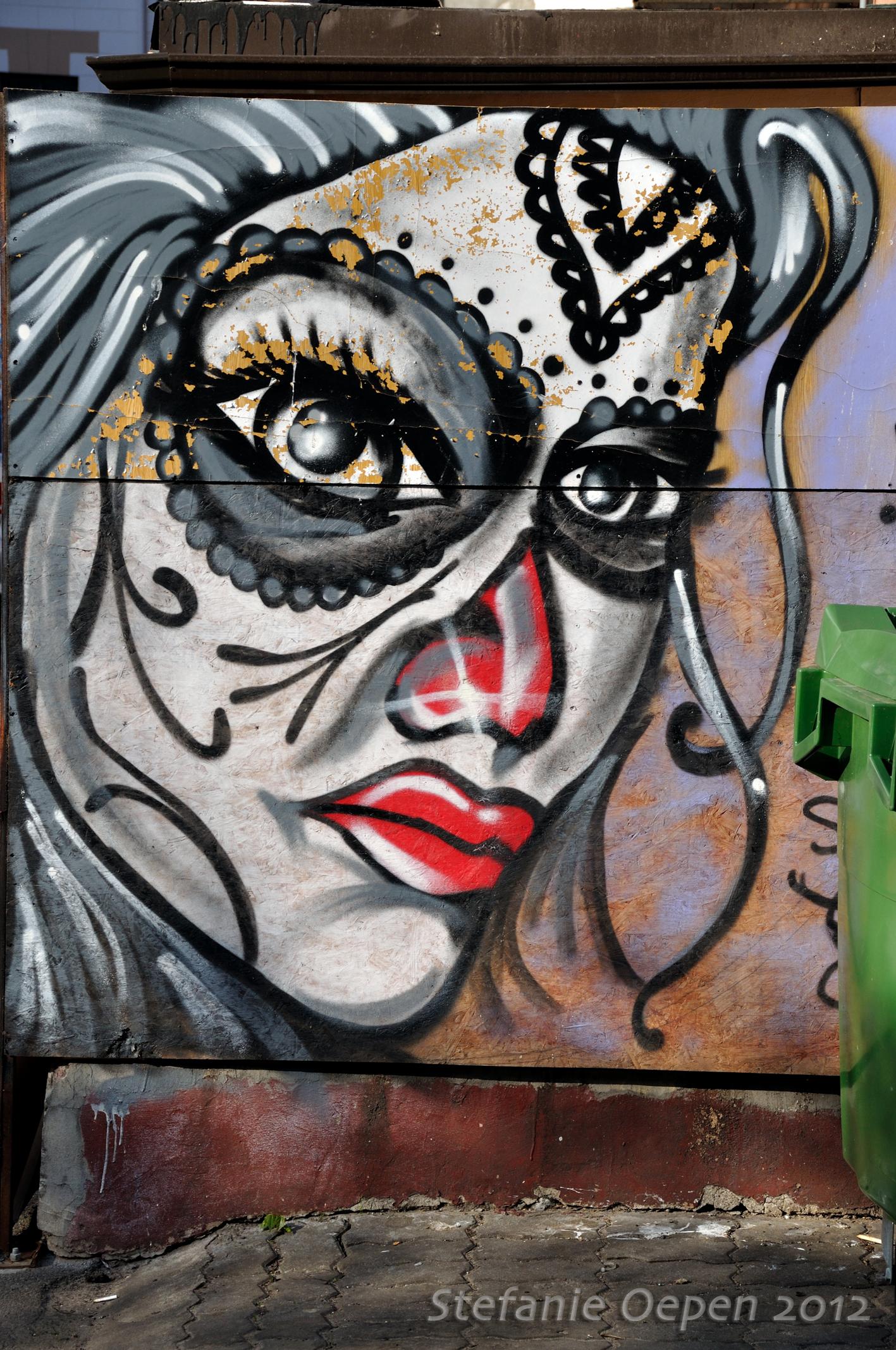 Grafitti, Riga