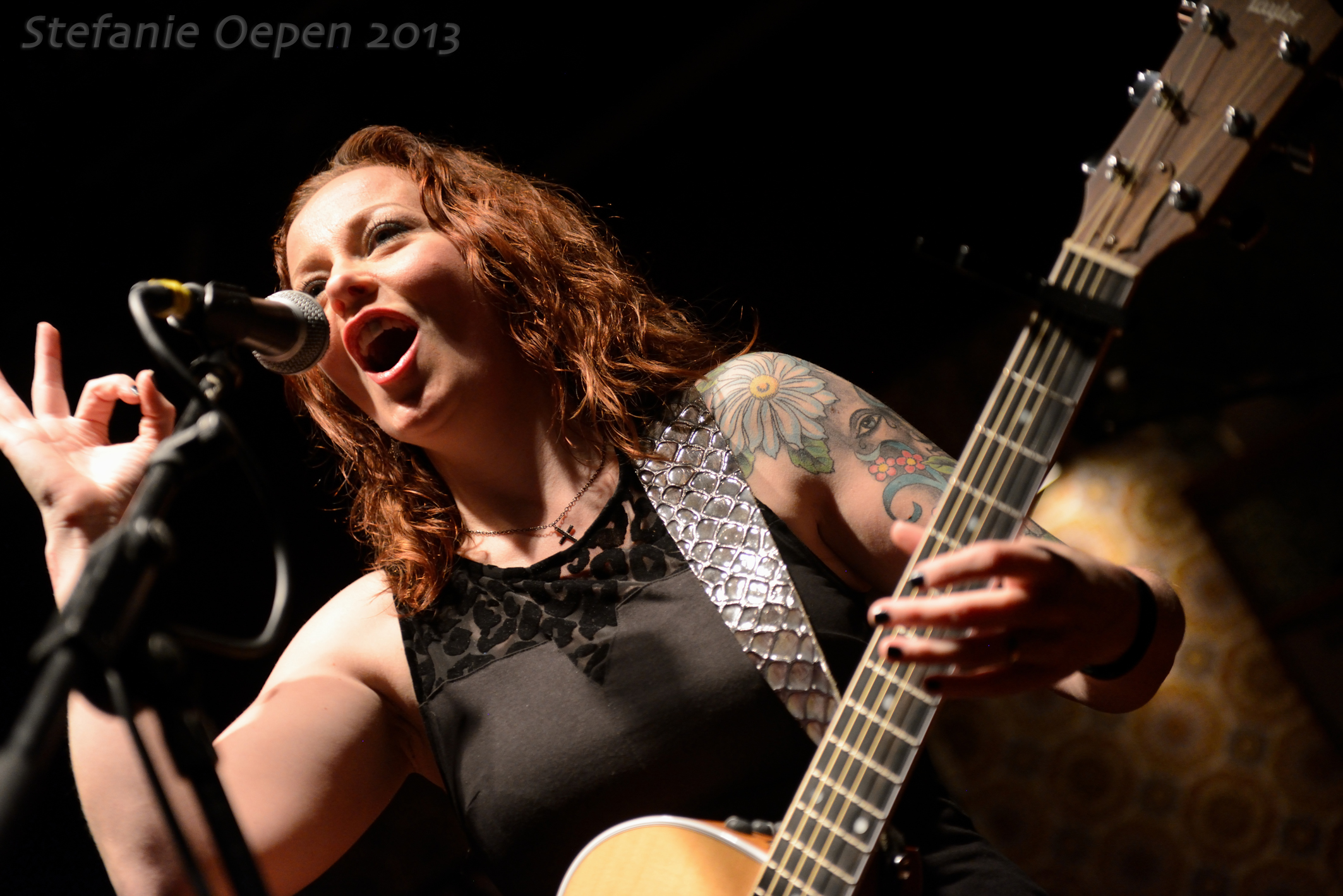 Anneke van Giersbergen; Essen 2013