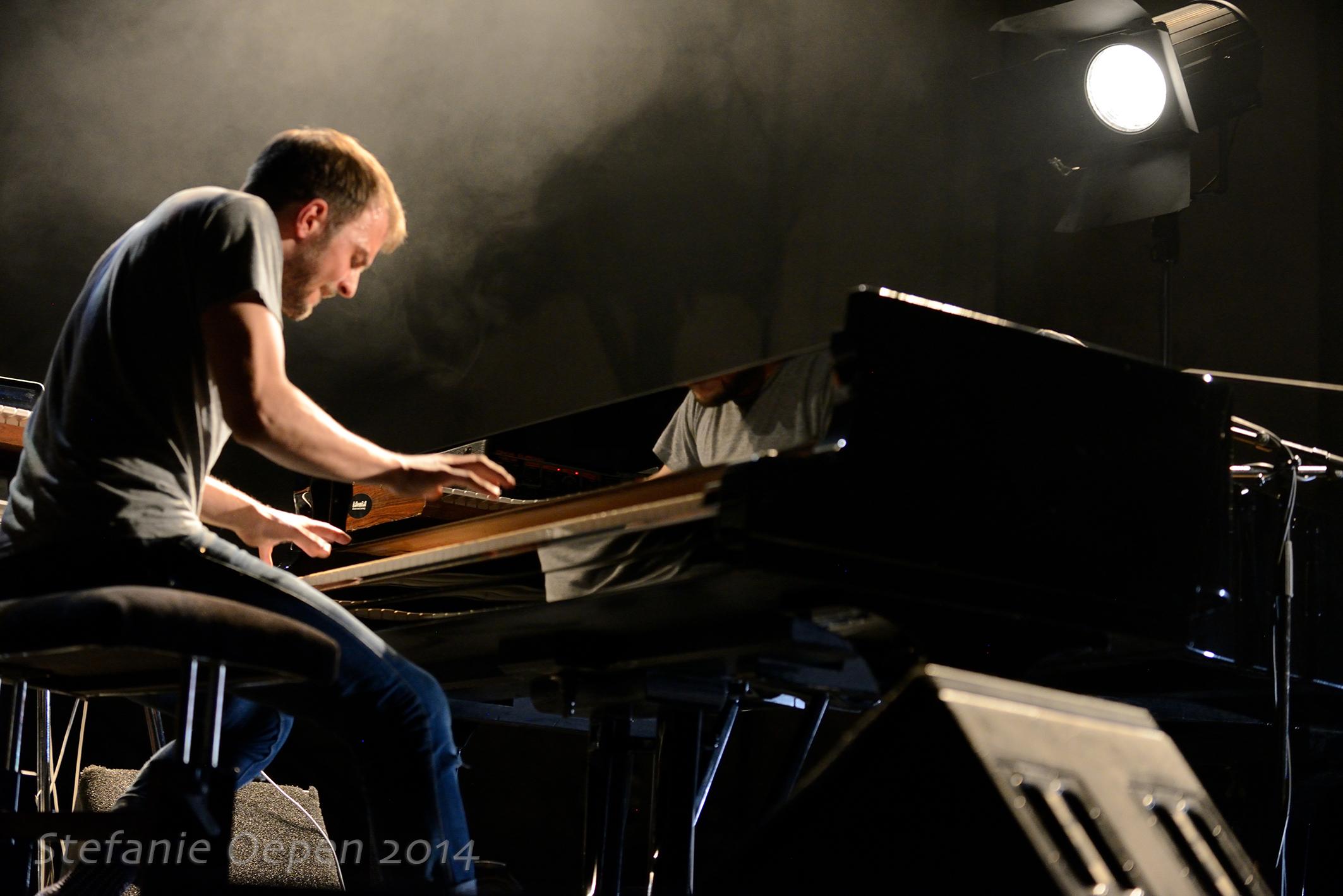Nils Frahm, Duisburg (Traumzeit Festival), 2014