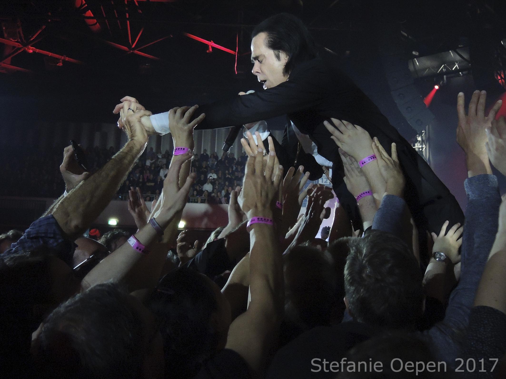 Nick Cave, Düsseldorf 2017